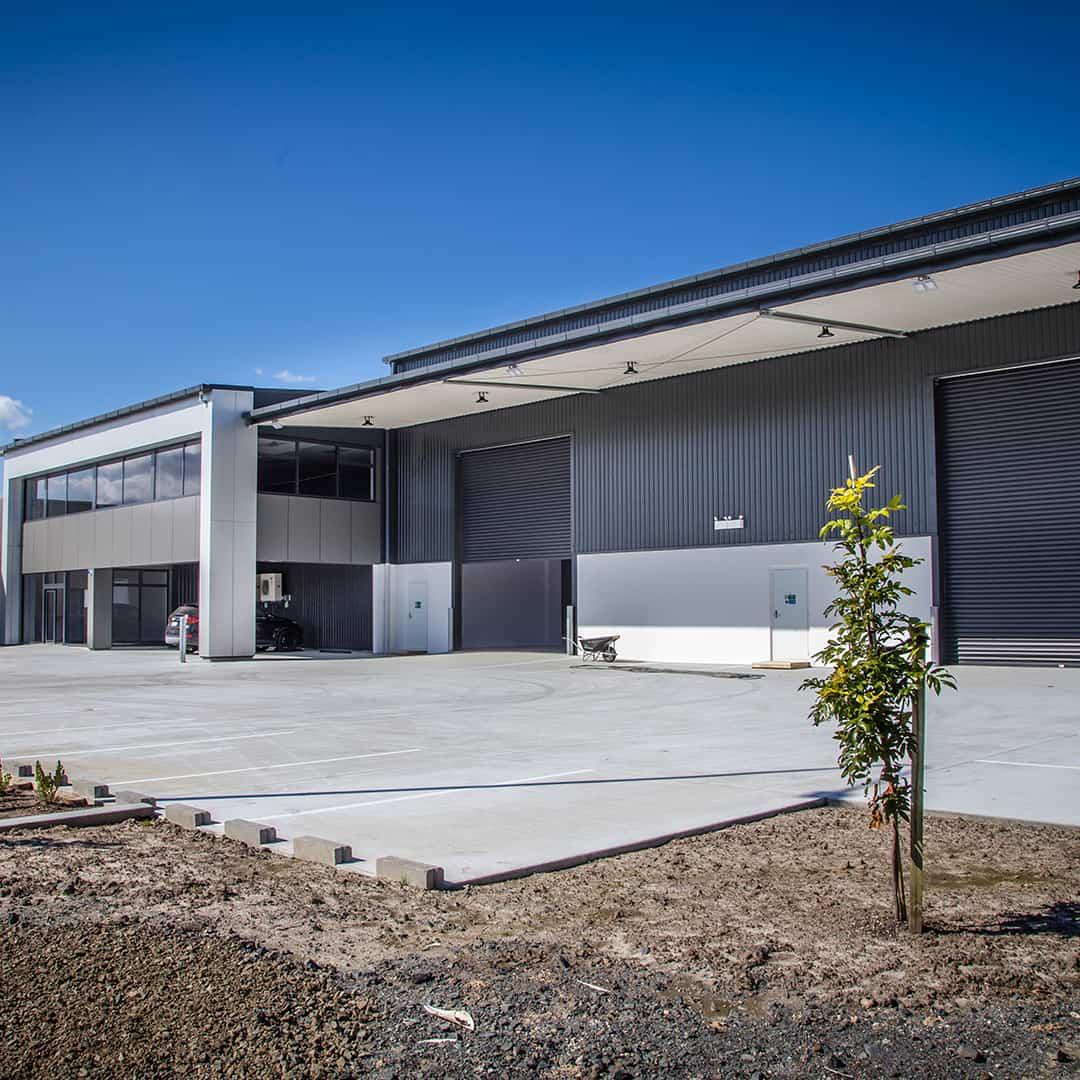 Best Nest Builders Commercial Exterior